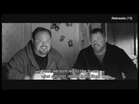 "Nebraska (clip11) -""the talk of the town"""