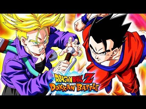 STUDENT VS TEACHER! STR Ultimate Gohan 50 Stamina Dokkan Event! DBZ Dokkan Battle