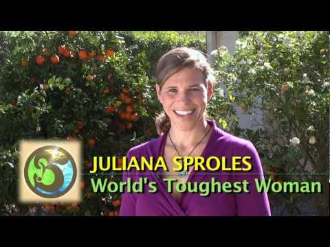 World's Toughest Mudder/ Juliana Sproles Powered by Boku Superfood