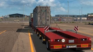 Euro Truck Simulator 2 - Transformer - Heavy Cargo Gameplay (PC HD) [1080p60FPS]