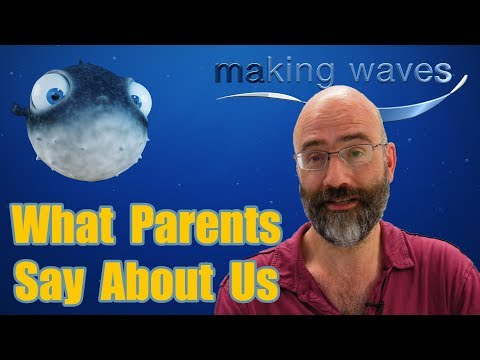 Barney Green Parent Testimonial for Making Waves Swimming - Private Swimming Lessons Glasgow