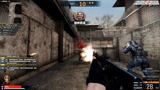 [1080P]絕對武力Online 2 劇情模式 03 軍備競賽 槍王模式
