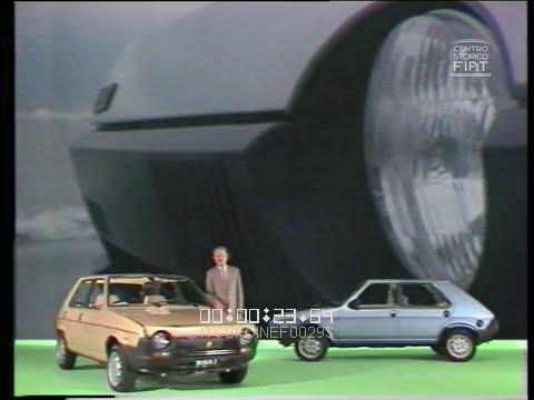 Giancarlo Baghetti prova per voi le FIAT Ritmo Super 75/85 cv. \ 1982 \ ita__