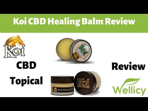 Koi CBD Healing