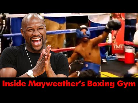 When Sparring Goes WRONG ! | Inside Mayweather's Boxing Gym