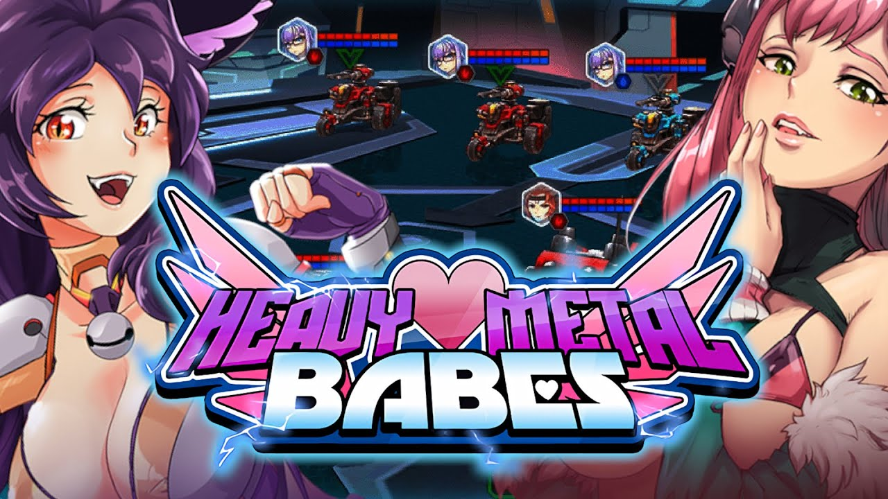 Heavy Metal Babes | Rock Out With Your Clock Out | Powered by Nutaku.net