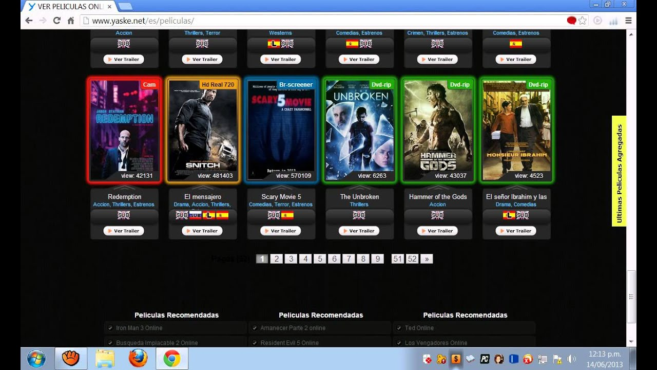 La mejor pajina para ver peliculas gratis en hd y 3d youtube for Architetto 3d gratis