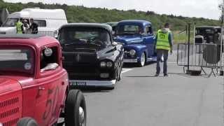 Hot Rod & Custom Nationals, Chimay Belgium / HD,12 Min.