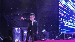 Thần Đồng Âm Nhạc Bé Tin Tin với Bản Hít Đời Là Thế Thôi in HCTM Phù Mỹ Bình Định 2019