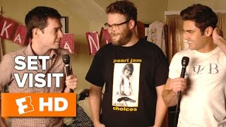 Neighbors 2: Sorority Rising Official Set Visit (2016) - Seth Rogen, Zac Efron Comedy HD