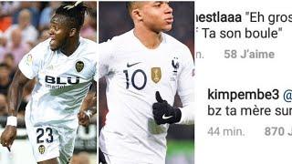 L'Om sur Batshuayi, Kimpembe craque sur instagram, salah compare Mbappe messi et Ronaldo,  depay