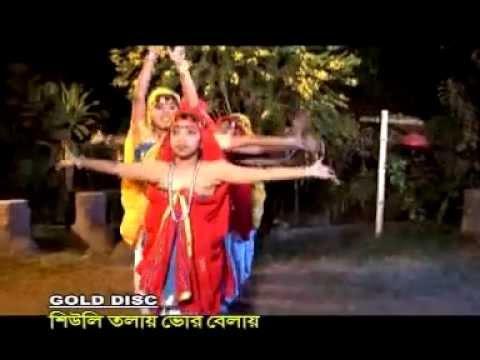 Bangla Chotoder Gaan   Sukno Patar Nupur Paaye   Latest Bengali Chideren Song   Gold Disc