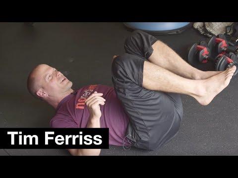 Hamstring exercises for lower back pain | Tim Ferriss