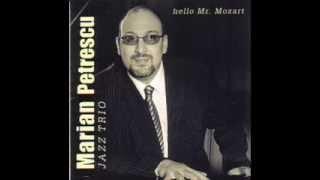 Marian Petrescu Jazz Trio - Minuet in F (W.A. Mozart)