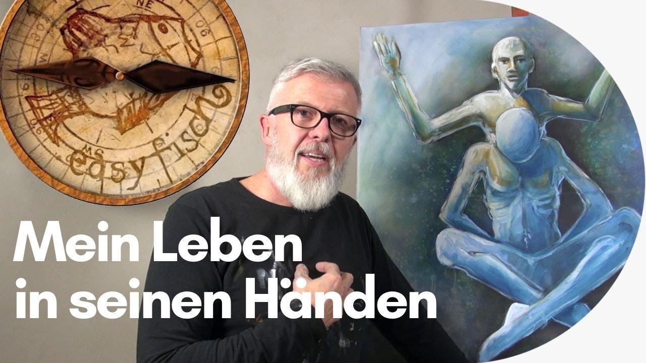 Mein Leben In Seinen Händen Kunst Von Norbert Witte