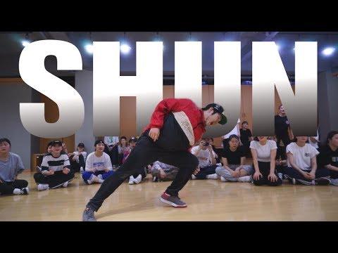 SHUN HIPHOP WORKSHOP ㅣLINE UP SEASON 4.5ㅣMOVIN'UP DANCE STUDIO