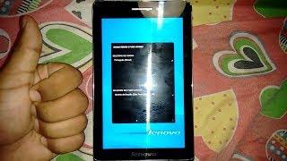 Hard Reset Tablet Lenovo S5000 2020