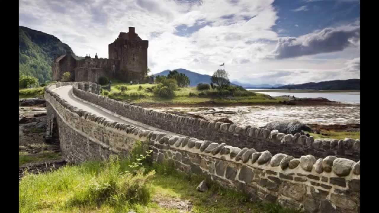 scotland landscape and music