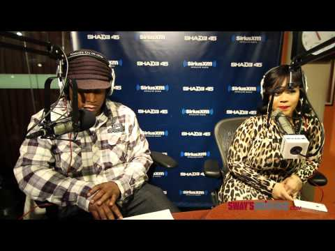 Mary Mary Talks Being From Inglewood and Collaborating with Clipse on Sway in the Morning