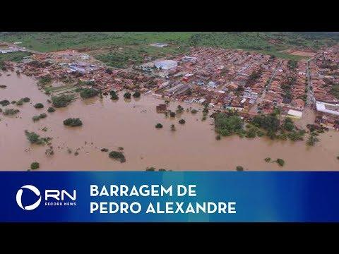 Entenda o que aconteceu na barragem de Pedro Alexandre