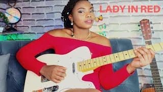 Lady In Red - Chris DeBurgh - Guitar Cover