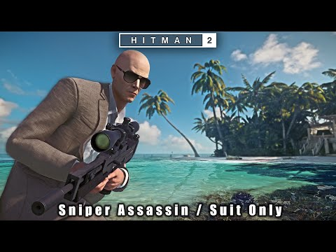 hitman™-2-haven-island-|-master-|-sniper-assassin/silent,-suit-only-|-the-last-resort,-maldives