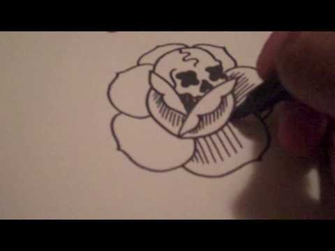 How To Draw Tattoo Art Basic And Simple