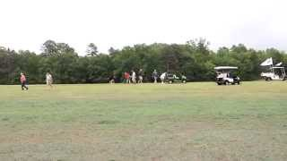 RC Jet crash