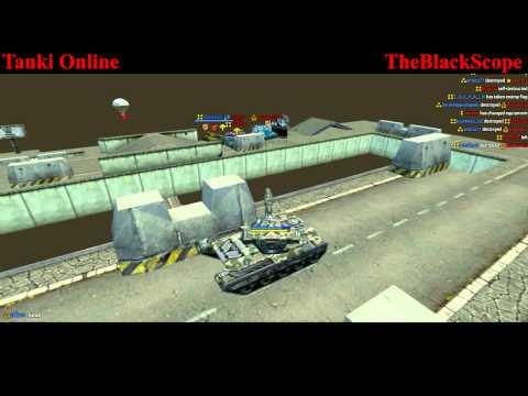 Shaft M2 - Viking M2 Gameplay-TankiOnline