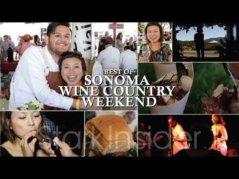 Taste of Sonoma - Sonoma Wine Country Weekend