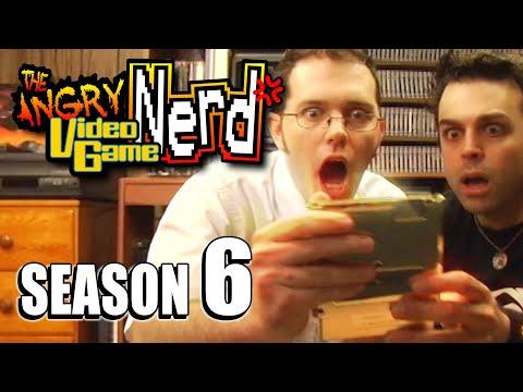 Angry Video Game Nerd - Season 6 (AVGN Full Season Six)