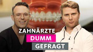 Sind Zahnärzte richtige Ärzte? | 1LIVE Dumm Gefragt