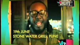 T pain to to perfom 3 city india tour ( delhi ,pune ,mumbai)