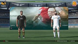 WASPS - EXETER CHIEFS : Rugby 18