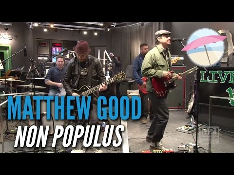 Matthew Good - Non Populus (Live at the Edge)