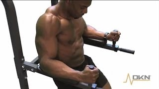 DKN Fitness Power Tower Training Station