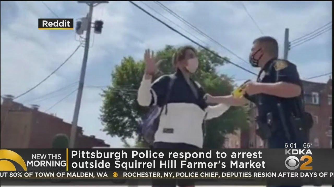 Pittsburgh Officer Under Scrutiny For Arrest