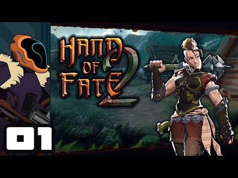 Let's Play Hand of Fate 2 - PC Gameplay Part 1 - The Game Begins Again