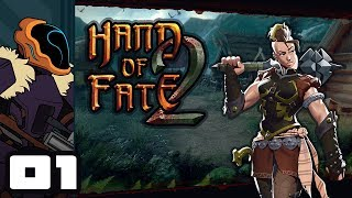 Let's Play Hand of Fate 2 - PC Gameplay Part 1 - The Game Begins Anew