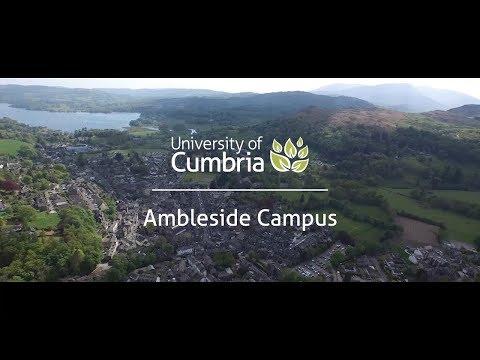 University Of Cumbria - Ambleside Campus