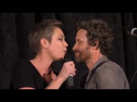 AtlCon Kim Rhodes Singing One Way Or Another