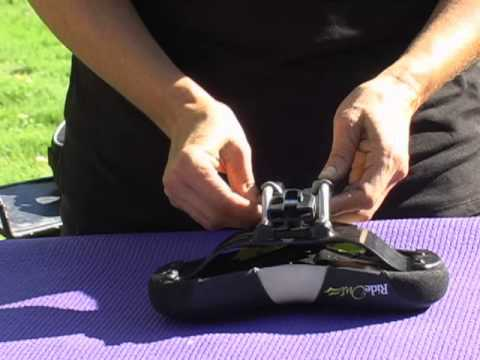 How to install a bicycle seat using a single bolt mount