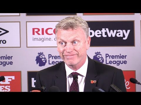 David Moyes First Full Press Conference After Becoming West Ham Manager