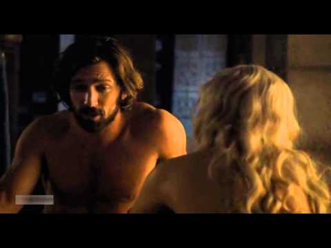 [Game of Thrones S5E1] Daario asks Daenerys to reopen the fighting pits