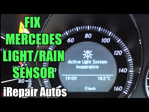 Fix Light Sensor Drive To Workshop Error Message   DIY