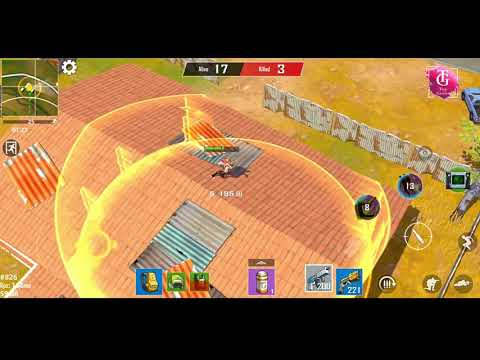 New Battle Royale Like Fortnite Mobile Lite 100 MB Best Graphics ( Android 4.4 And Up )