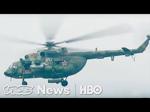 Kremlin War Games & New Eye On Hurricanes: VICE News Tonight Full Episode (HBO)