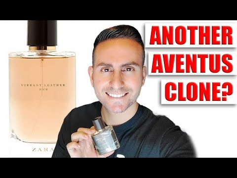 Zara Vibrant Leather Oud Cologne / Fragrance Review