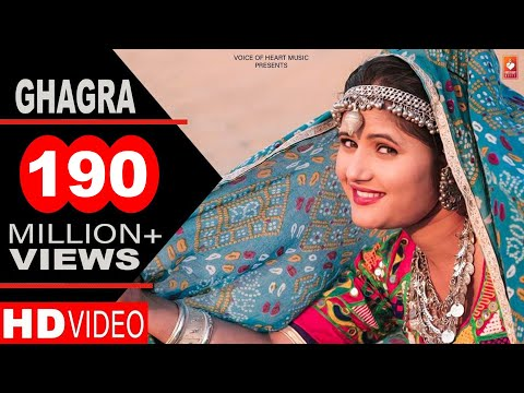 Ghagra | Sanju Khewriya | Anjali Raghav | Raju Punjabi | Latest Haryanvi Songs Haryanavi 2017