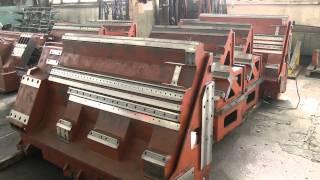 Завод токарных станков TRENS   Словакия